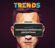 Presentación del primer Catálogo de Empresas Inmersivas Argentinas