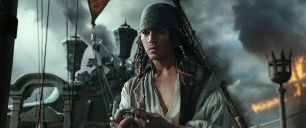 "Piratas del caribe 5 se acerca ""La venganza de Salazar"""