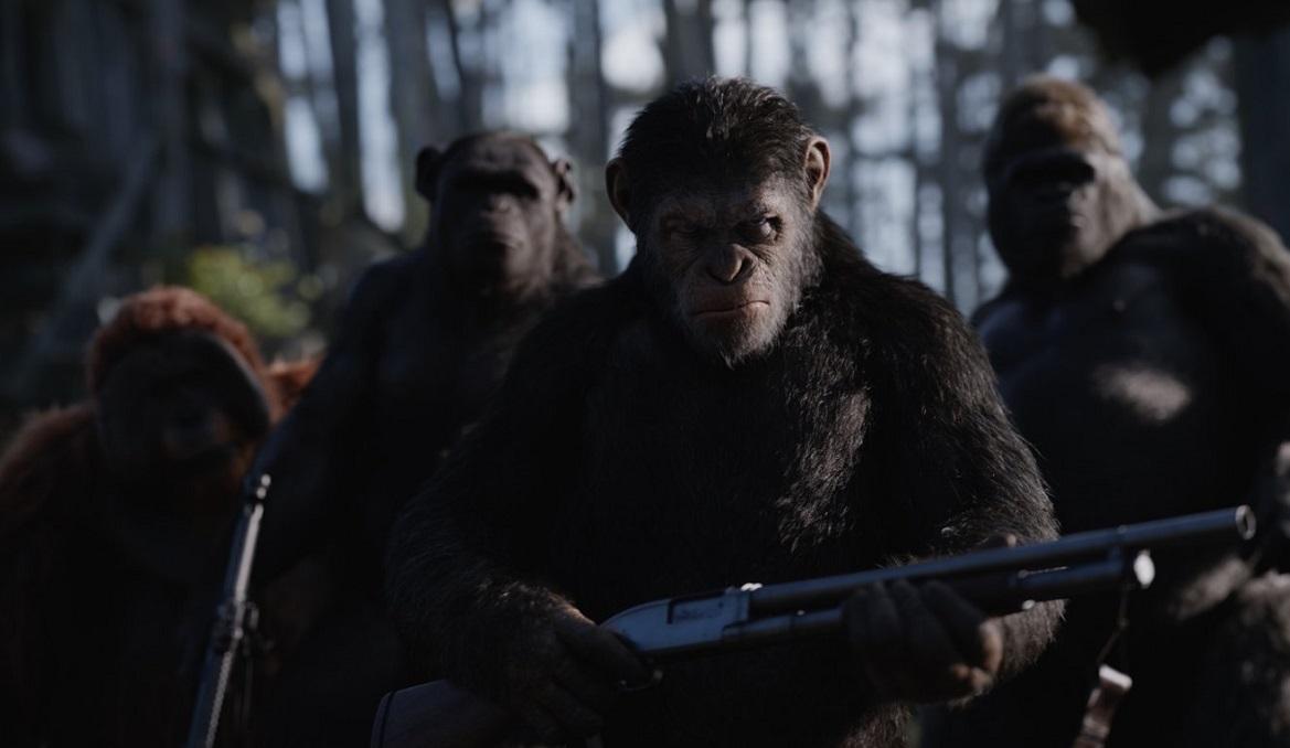 nuevo trailer del planeta de los simios