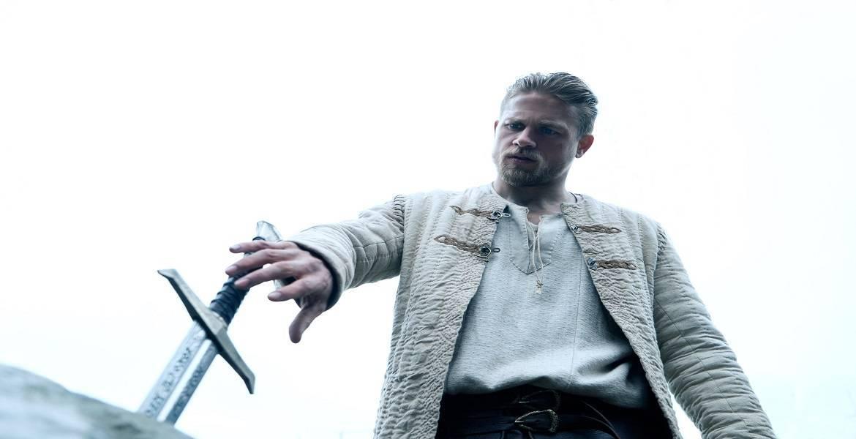 El Rey Arturo La Leyenda de la Espada