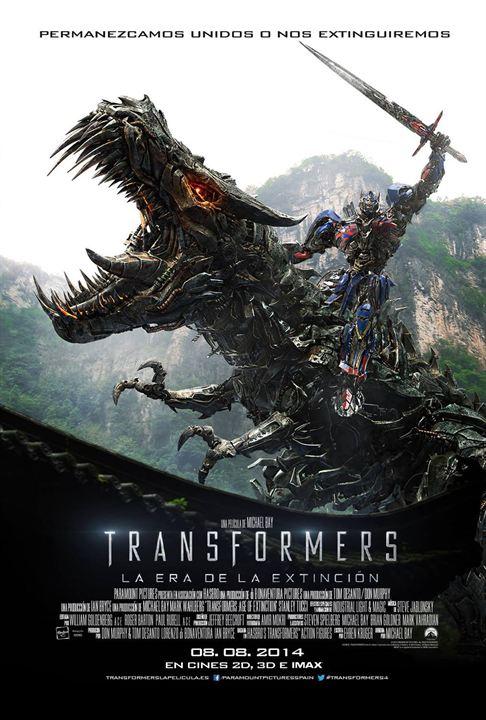La saga Transformers