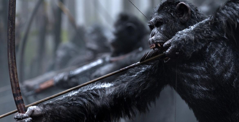 Planeta de los simios: La guerra