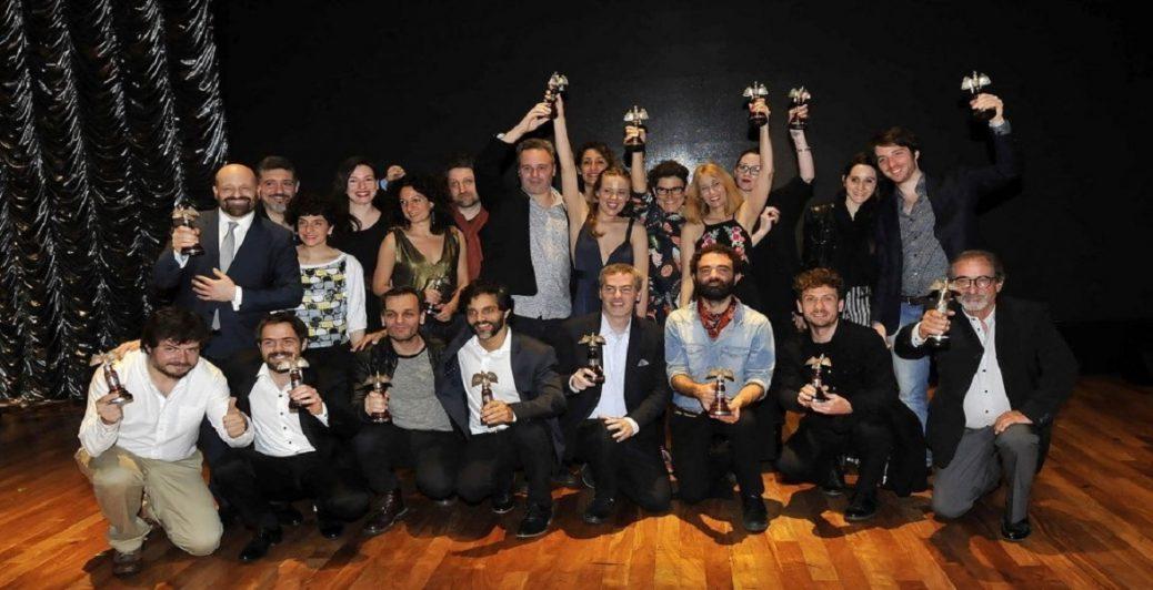 Ganadores de los premios Cóndor de Plata 2016