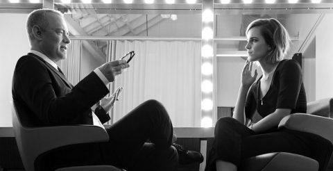 """Emma Watson y Tom Hanks protagonizan """"el círculo"""""""