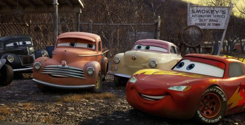 cars 3 a toda velocidad