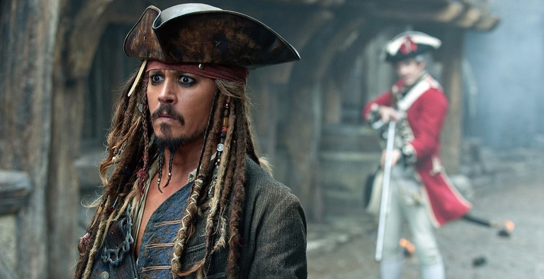 Piratas del caribe 5 primera el fin de semana Argentina