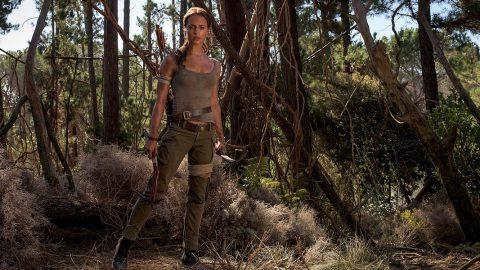 Primer tráiler de Tomb Raider: Las Aventuras de Lara Croft