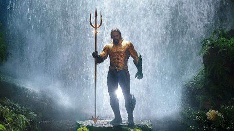 """Argentina: """"Aquaman"""", el rey de la taquilla"""