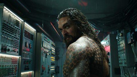 """Argentina: """"Aquaman"""" en la cima del top ten"""