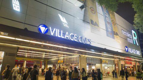 Village Cines Inaugura una Sala 4D en Recoleta