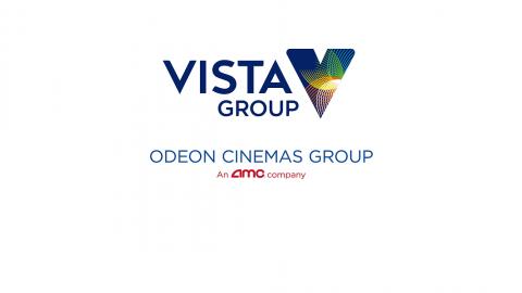 Vista Group firma un acuerdo empresarial con Odeon Cinemas Group, el operador de cine más grande de Europa