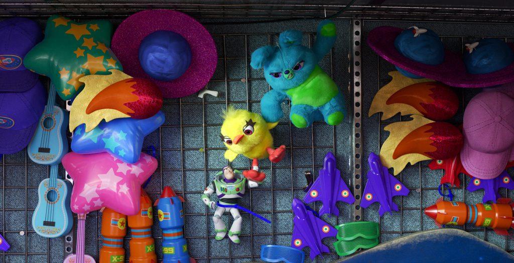 Woody y sus amigos