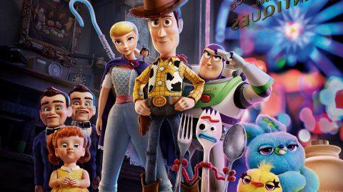 """Argentina: El estreno de """"Toy Story 4"""" rompe un nuevo record"""