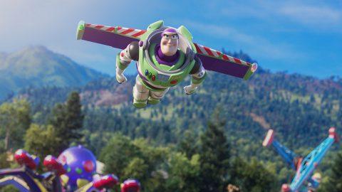 "Paraguay: ""Toy Story 4"" debuta en primer lugar"