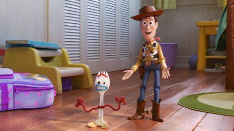 """Uruguay: """"Toy Story 4"""" es la más elegida del día jueves"""
