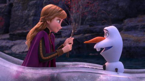 "Paraguay: ""Frozen 2"" debuta en primer lugar"