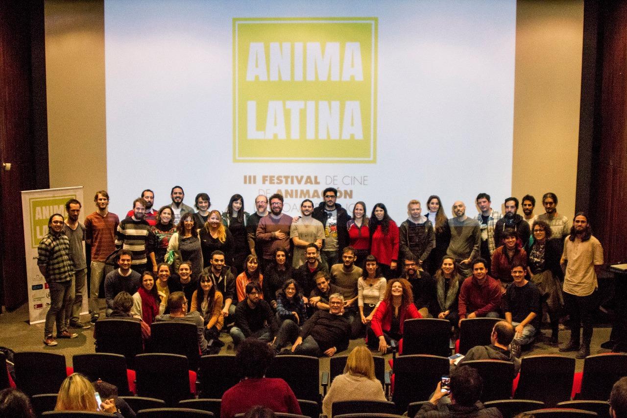 Anima Latina, V Festival de Cine de Animación Latinoamericano